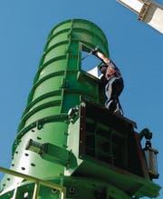 In den USA hat SwissRTec ihre erste Anlage in einem Betrieb installiert, der Elektromotoren zerkleinert. (Bilder: pd)
