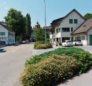 Rorschacherstrasse zwischen Grüenau-Knoten und Thaler-/Poststrasse (heute). (Bild: pd)