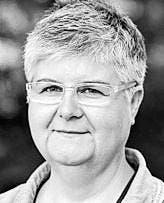 Monika Kohler 1965 Sozialarbeiterin
