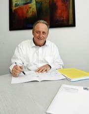 Christian Spoerlé, Präsident der Sozialen Fachstellen Toggenburg, sieht bei steigenden Sozialhilfebezüger-Quoten die ganze Gesellschaft in der Verantwortung. (Bild: Urs M. Hemm)