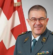 Wurde zum Brigadier befördert: Gregor Metzler. (Bild: pd)