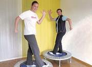 PMT-Swing-Walking ist gesund und eignet sich für alle. (Bild: pd)