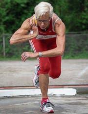 Marianne Maier erzielte einen Weltrekord. (Bild: Archiv/pd)