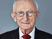Henri B. Meier Unternehmer und Financier (Bild: PD)