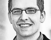 Basil Oberholzer Präsident Junge Grüne des Kantons St. Gallen