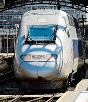 Der TGV ist eine nationale Ikone in Frankreich. (Bild: Keystone)