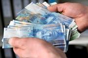 Die Gemeinde Kirchberg hat sich im Budget 2017 um rund fünf Millionen Franken verschätzt. (Bild: Urs Jaudas)