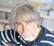 Alfons K. Zwicker (Archivbild: Michel Canonica)