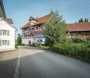 Das Schloss Egg wurde im 16. Jahrhundert erbaut. (Bild: Urs Bucher)