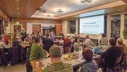 Der Photoclub Mittelrheintal führte seine HV durch. (Bild: pd)