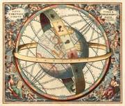 Astronomical chart vintage (Bild: Fotolia)
