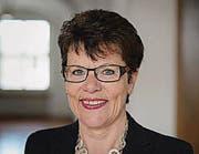 Marianne Koller Regierungsrätin (Bild: Michel Canonica)