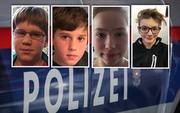 Die vier Kinder werden seit Mittwochabend vermisst. (Bild: FM1-Today)