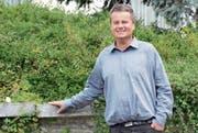 Der Umzug steht Simon Niederer noch bevor. Ab 1. November ist er Pfarreibeauftragter in Marbach. (Bild: Monika von der Linden)