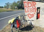 Die direkteste Route vom Bodensee nach Berlin führt entlang der ehemaligen innerdeutschen Grenze und durch die neuen Bundesländer. (Bild: sc)