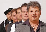 Die Mojo Blues Band bringt Wiener Blues nach Berneck. (Bild: pd)