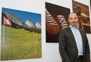 Die Kägi Söhne AG hat seit April mit Marc T. Tümmers einen neuen Geschäftsleiter, der die Kägi-Produkte von den Skiferien in der Schweiz her kennt und zuletzt bei einem Solarenergieunternehmen in Deutschland tätig war. (Bild: Matthias Giger)