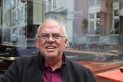 Alexander Reinhardt, 61, Pensionär, Ulm (D). (Bild: Marlen Hämmerli)
