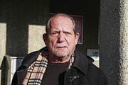 Emil Grisel, 78, Rentner, Wittenbach (Bild: Matthias Fässler)