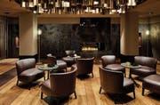 Die Cigar Lounge im Hotel Uzwil. (Bild: PD)