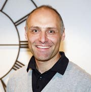 Patrick Schätti wurde von der Parteileitung der CVP als Gemeinderatskandidat portiert. (Bild: Philipp Stutz)