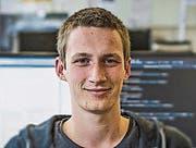 Manuel Allenspach, ist IT-Schweizer Meister. (Bild: Michel Canonica)