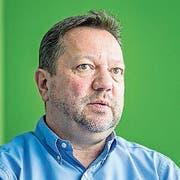 Interview mit St. Gallen-Präsident Stefan Hernandez vor der GV