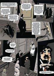 Mehr Bild, weniger Text: «Die Verwandlung» von Franz Kafka. (Bild: pd)