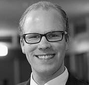 Joachim Beil, Präsident Universitätschor (Bild: Ralph Ribi (Ralph Ribi))