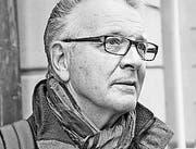 Bruno Moser, 66, Rentner, Mörschwil (Bild: Tim Wirth)
