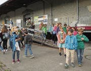 Der Filmtag des Vereins Filme für die Erde fand zum drittenmal auch im «Kugl» im Güterbahnhof statt. Sheila Eggmann