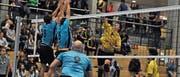 Die Bären setzten den Gegner aus Goldach von Beginn weg unter Druck. (Bild: TM)