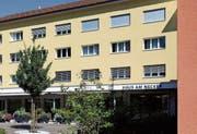 Die Spitex Neckertal befindet sich im Haus am Necker in Brunnadern. (Bild: PD)