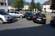 Der Sachschaden beläuft sich auf rund 30'000 Franken. (Bild: Kapo SG)