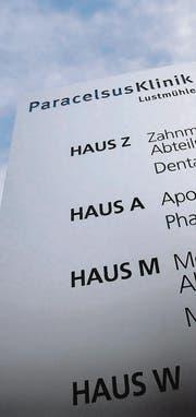 Am 20. Oktober findet in Heiden die Gerichtsverhandlung zwischen der Erbengemeinschaft und der Paracelsus Klinik statt. (Bild: Urs Jaudas)