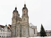 Eine prachtvolle «Fehlkonstruktion»: Die in rasantem Tempo vor 250 Jahren gebaute St. Galler Kathedrale. (Bilder: Sabrina Stübi)