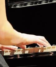 Die neue Ehren-Födlebürgerin ist nicht nur sportlich, sondern auch musikalisch begabt. (Bild: PD)
