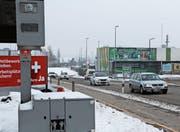 Im Industriegebiet Stelz in Kirchberg kamen in knapp 27 Tagen rund 11 (Bild: Hans Suter)