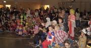 Über 200 Junge und Erwachsene genossen den vergnüglichen Nachmittag. (Bilder: Iris Oberle)