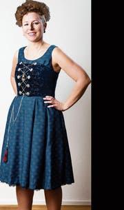 Die Sängerin Nadja Räss aus Einsiedeln zieht es vom Toggenburg nach Luzern, wo sie Dozentin an der Hochschule wird. (Bild: PD)