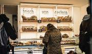 Die «Äss-Bar» wirbt mit einem knackigen Motto gegen Foodwaste. (Bild: pd)