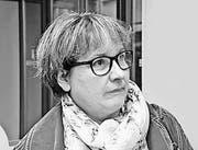 Cornelia Lanker, 55, Primarlehrerin, Speicher (Bild: Tim Wirth)