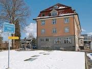 Der Sömmerli-Pass im Areal der Altersheime im Sömmerli. (Bild: Manuel Roth)