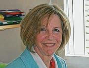 Margrit Lüscher pensionierte Pfarrerin (Bild: Daniela Huber-Mühleis)