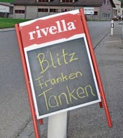Ob das Radargerät in Alt St. Johann ohne diese Warnung öfter zugeschlagen hätte? (Bild: PD)