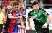 Fall Ajeti: Stimmt der FC St.Gallen einem Tauschgeschäft zu? (Bild: freshfocus)