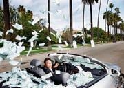Ex-Aktienhändler und Wertpapierbetrüger Jordan Belfort hat Martin Scorsese zum Film «The Wolf of Wall Street» inspiriert. (Bild: Getty)