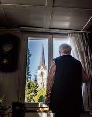Mili Sutter aus Wittenbach ist der Kirche nach Jahren wieder beigetreten. (Bild: Michel Canonica)