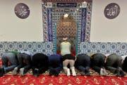 Muslime sollen sich bald in Wil im Islamischen Begegnungszentrum zum Gebet treffen können. (Bild: Reto Martin/Symbol)