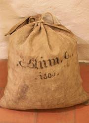 Ein Sack Korn oder ein Mütt kostet 1817 auf dem Höchststand fast zehnmal so viel wie 1818 (nicht inflationsbereinigt).